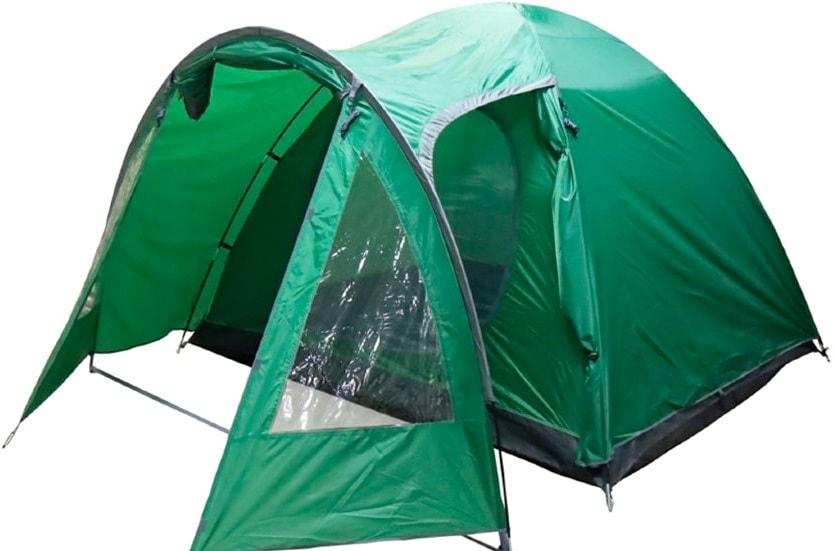 Кемпинговая палатка Jungle Camp Texas 5 (зеленый)