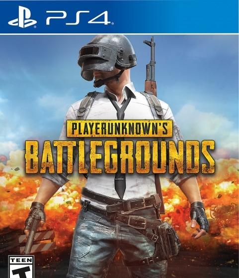 PlayerUnknown's Battlegrounds для PlayStation 4