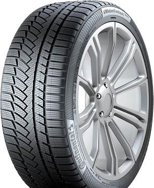 Автомобильные шины Continental WinterContact TS 850 P 245/40R18 97V