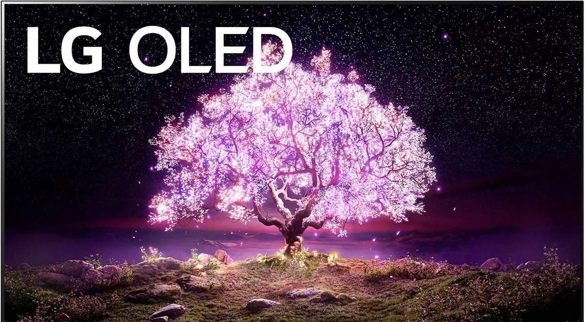 OLED телевизор LG OLED83C1RLA