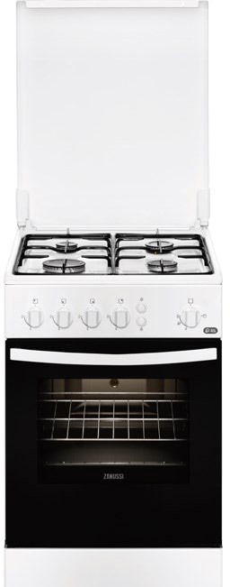 Кухонная плита Zanussi ZCG9510K1W