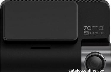 Видеорегистратор-GPS информатор (2в1) 70mai Dash Cam 4K A800S