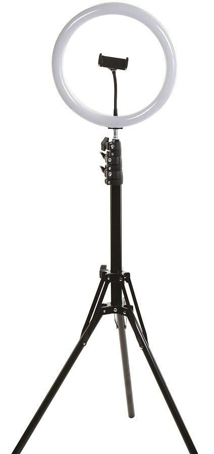 Кольцевая лампа FUJIMI FJL-RING12M
