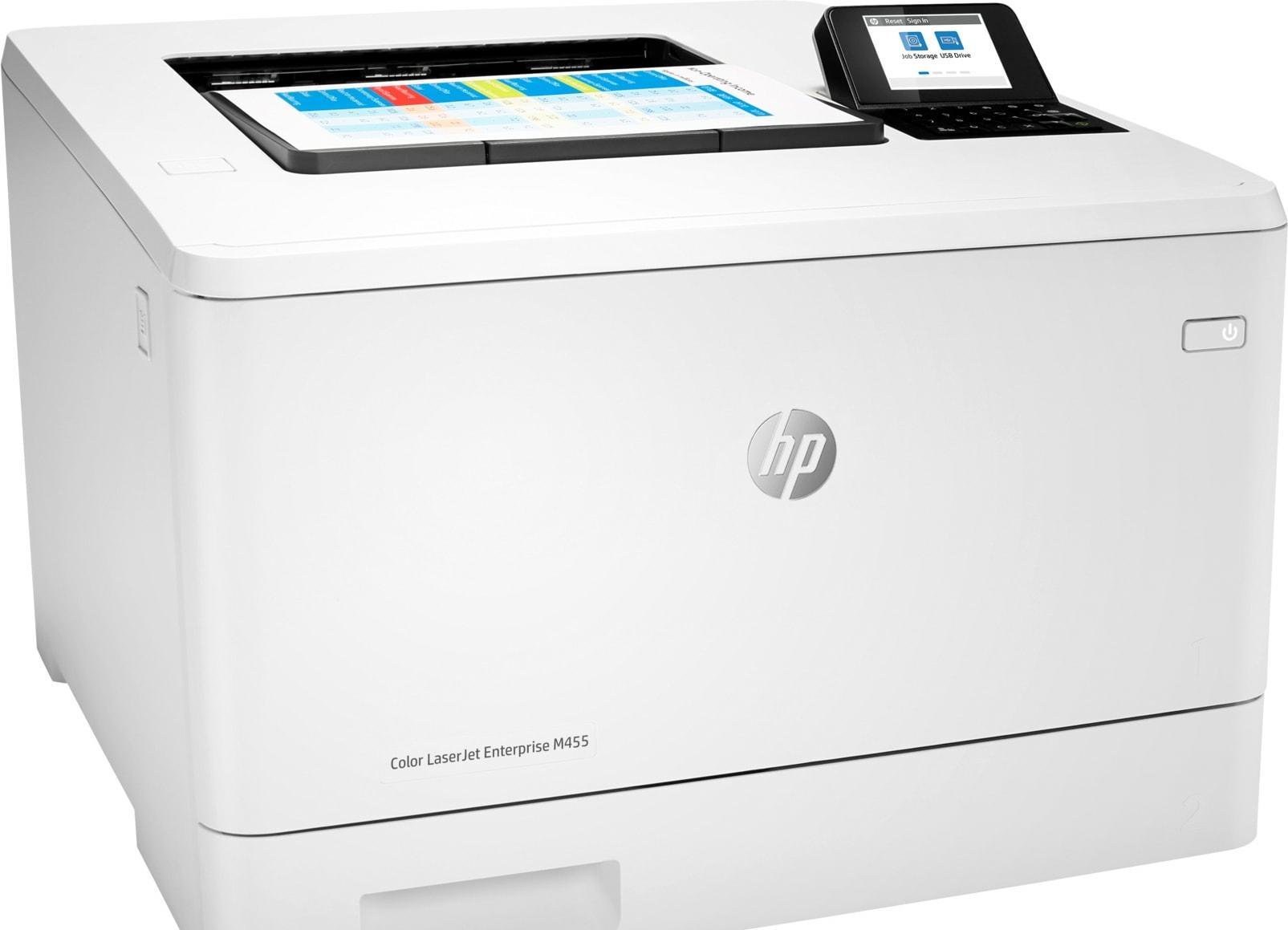 Принтер HP LaserJet Enterprise M455dn 3PZ95A