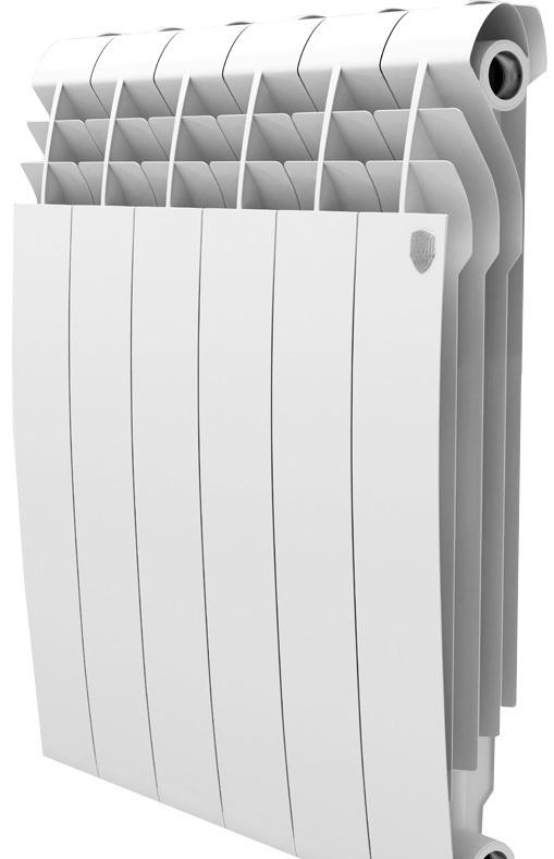 Алюминиевый радиатор Royal Thermo Biliner Alum 500 (4 секции)