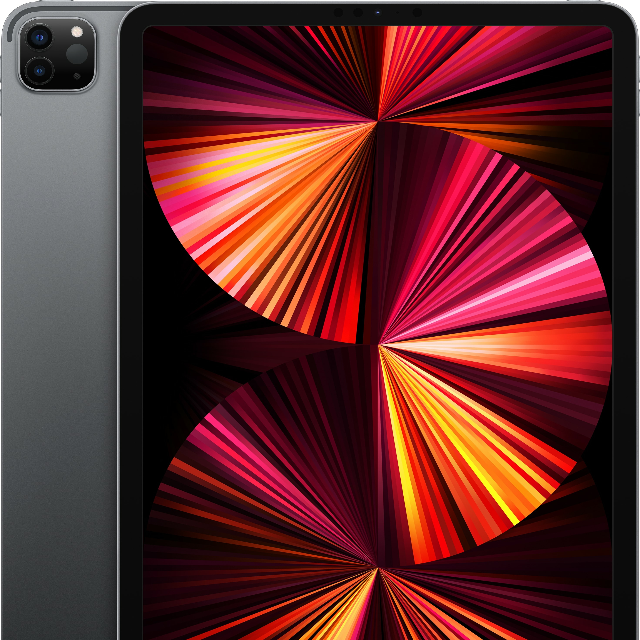 Планшет Apple iPad Pro M1 2021 11″ 256GB MHQU3 (серый космос)
