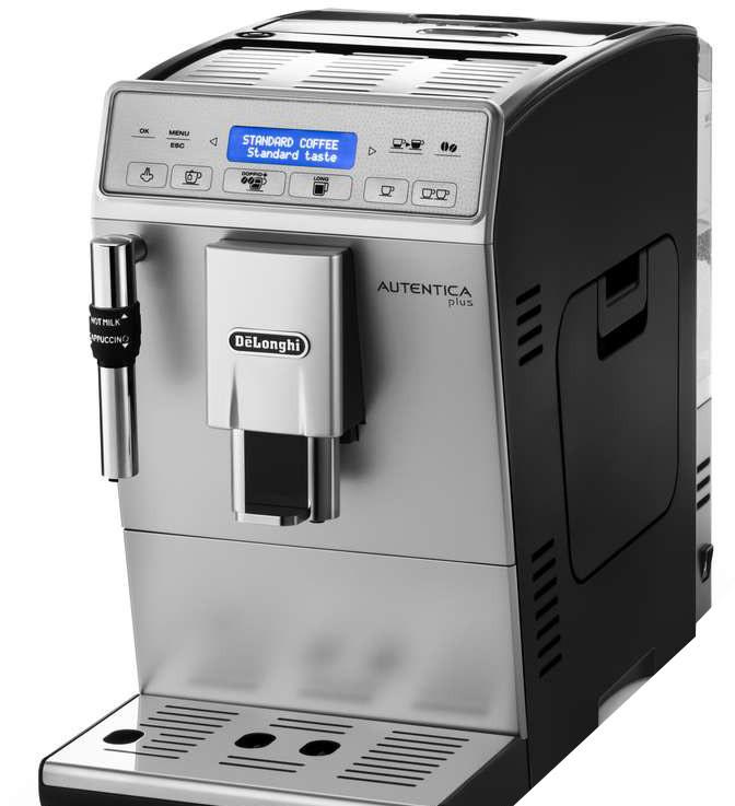 Эспрессо кофемашина DeLonghi Autentica Plus 29.620.SB
