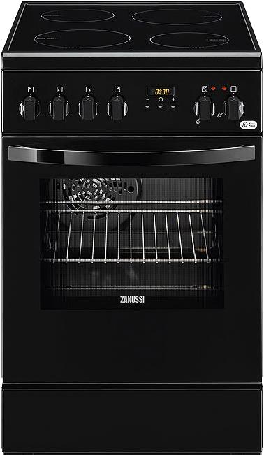 Кухонная плита Zanussi ZCV9553G1B