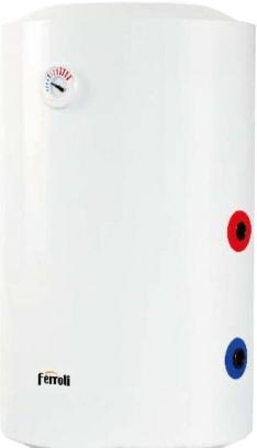 Бойлер косвенного нагрева с ТЭНом Ferroli PTO 80 V