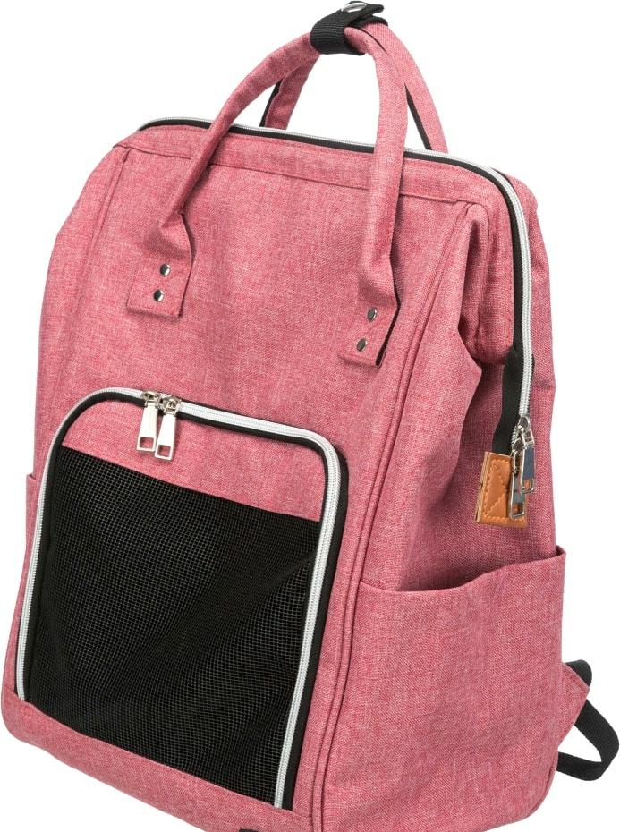 Рюкзак-переноска Trixie Ava 28846 (красный)