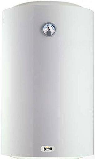 Накопительный электрический водонагреватель Ferroli E-glasstech VBO 100