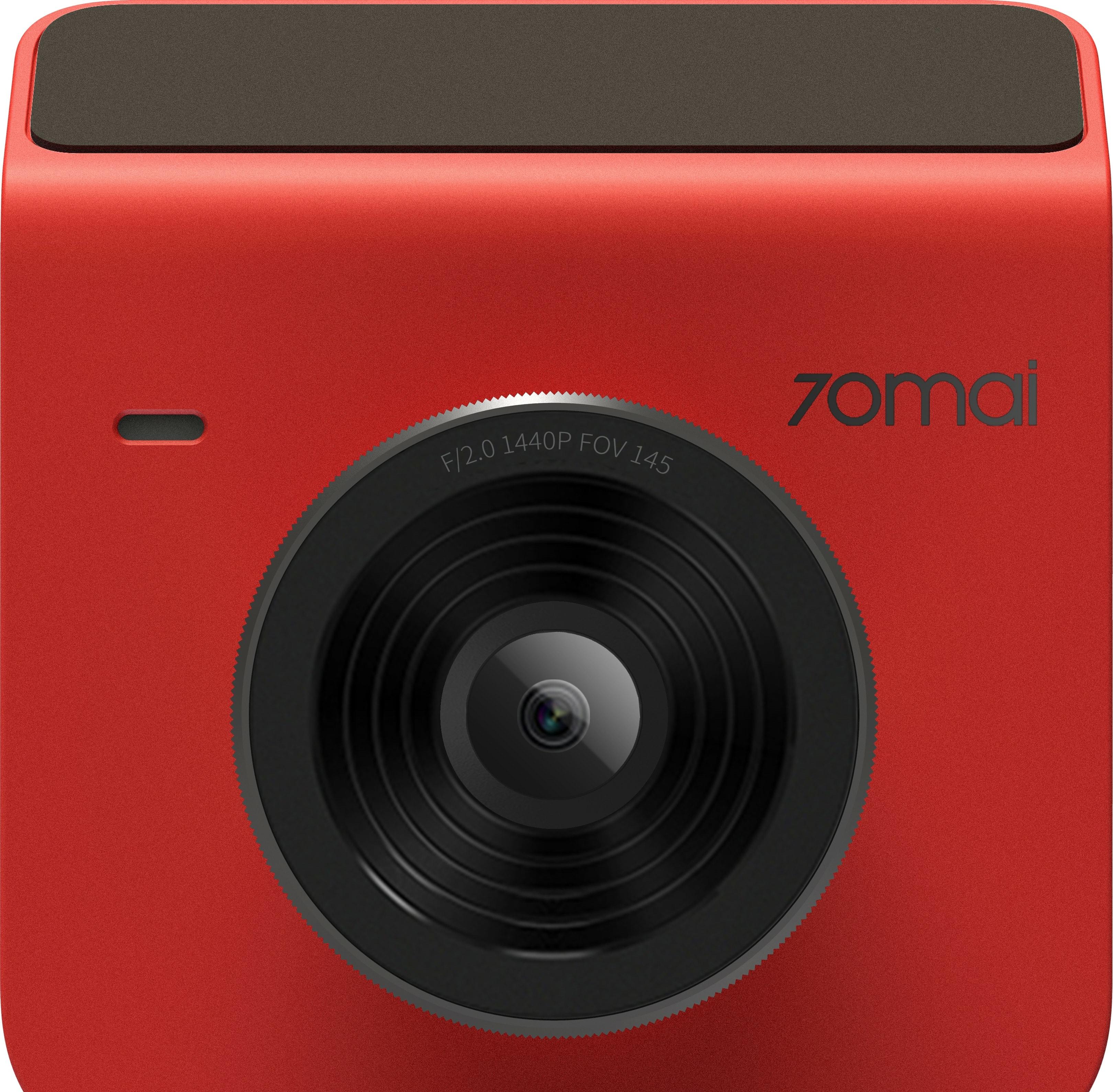 Видеорегистратор 70mai Dash Cam A400 (красный)