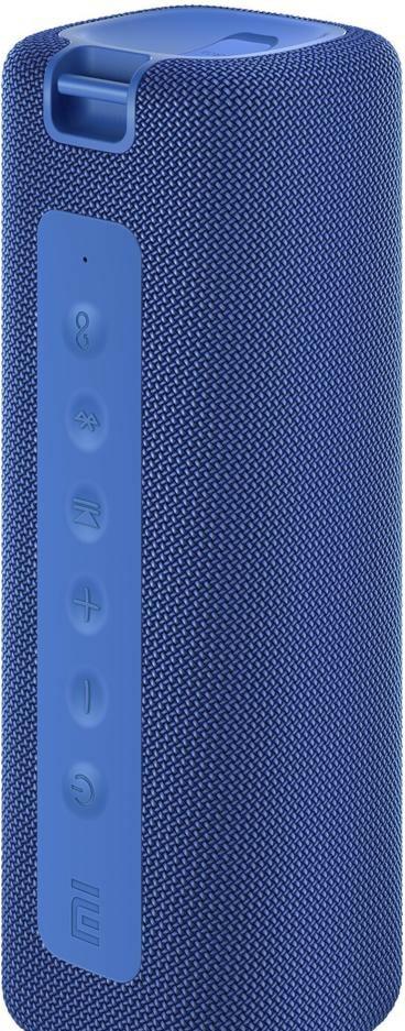 Беспроводная колонка Xiaomi Mi Portable 16W (синий)