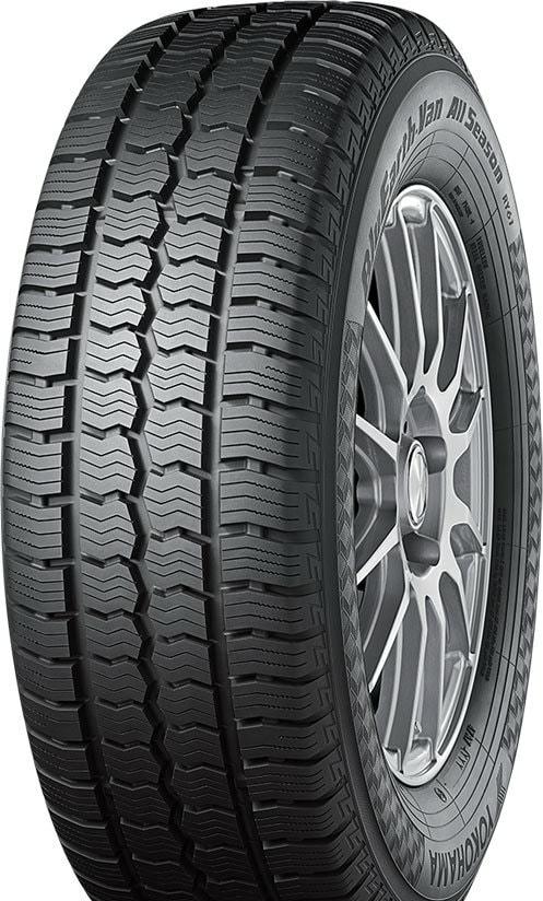 Автомобильные шины Yokohama BluEarth-Van All Season RY61 225/70R15C 112/110R
