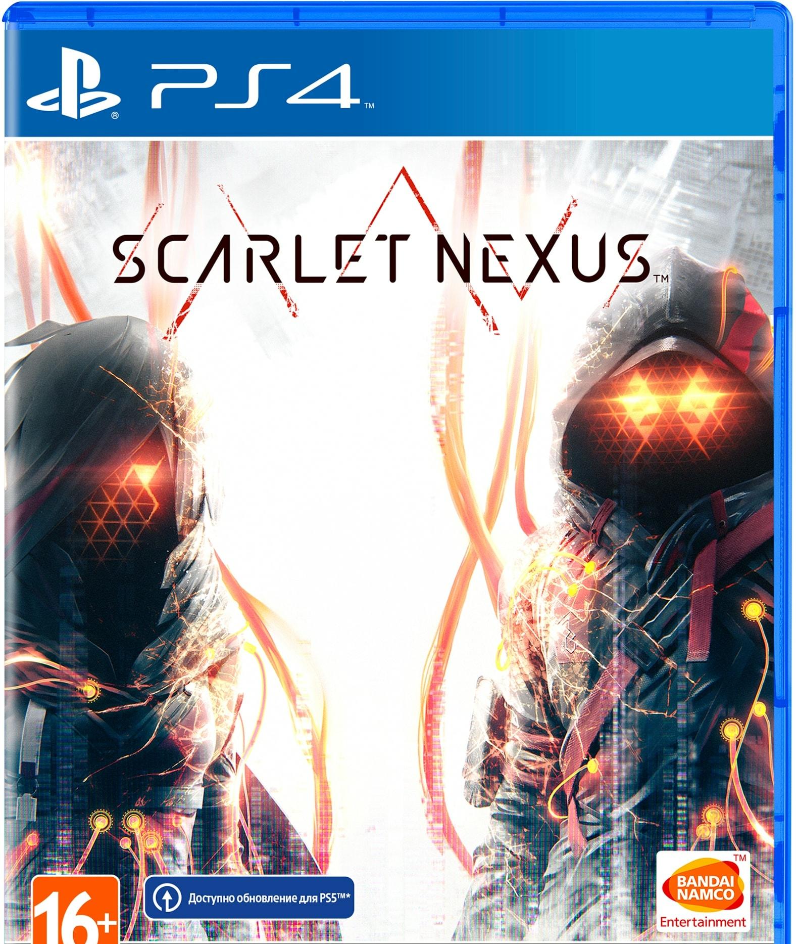 Scarlet Nexus для PlayStation 4