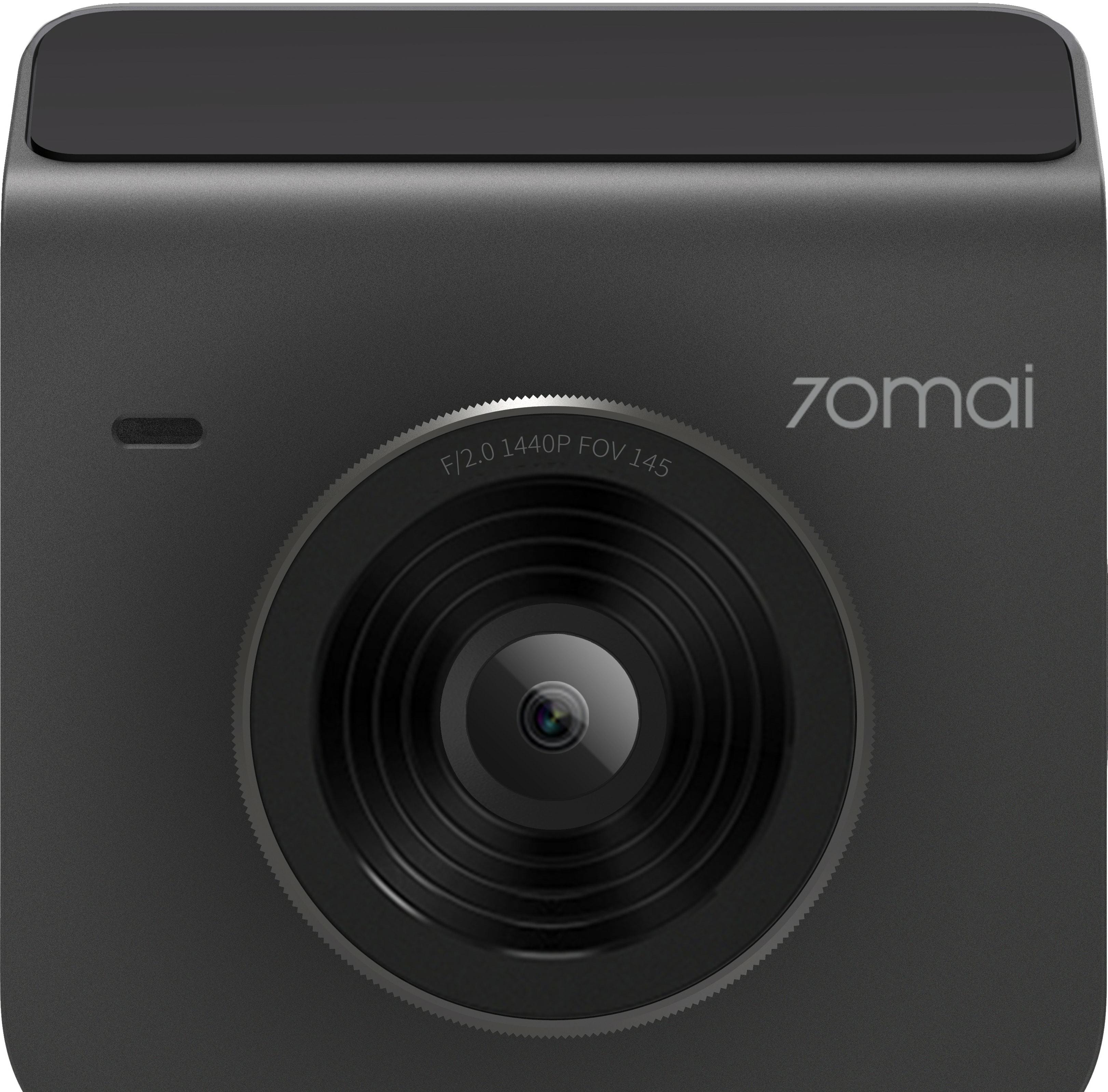 Автомобильный видеорегистратор Видеорегистратор 70mai Dash Cam A400 (серый)