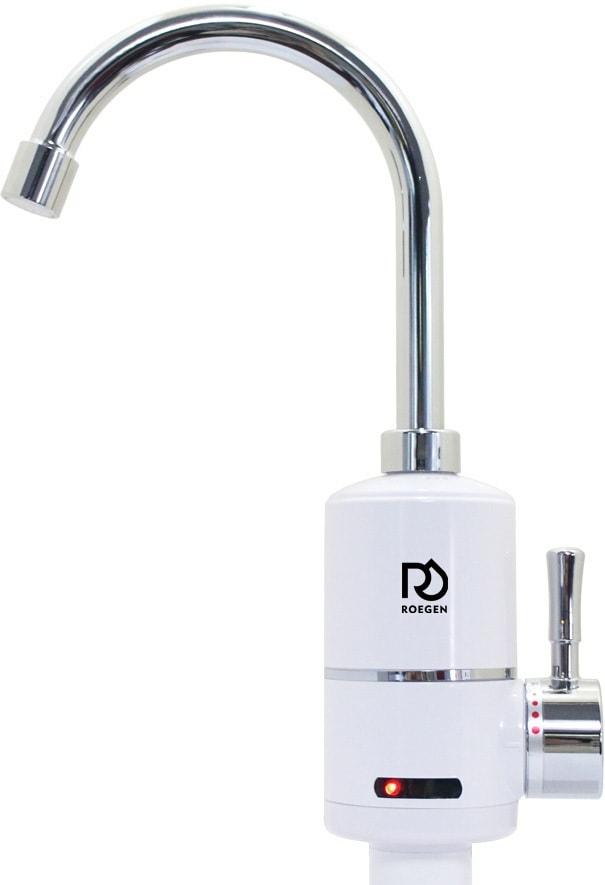 Проточный электрический водонагреватель-кран Roegen RT053A