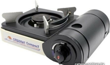Туристическая плита Следопыт Compact PF-GST-N11