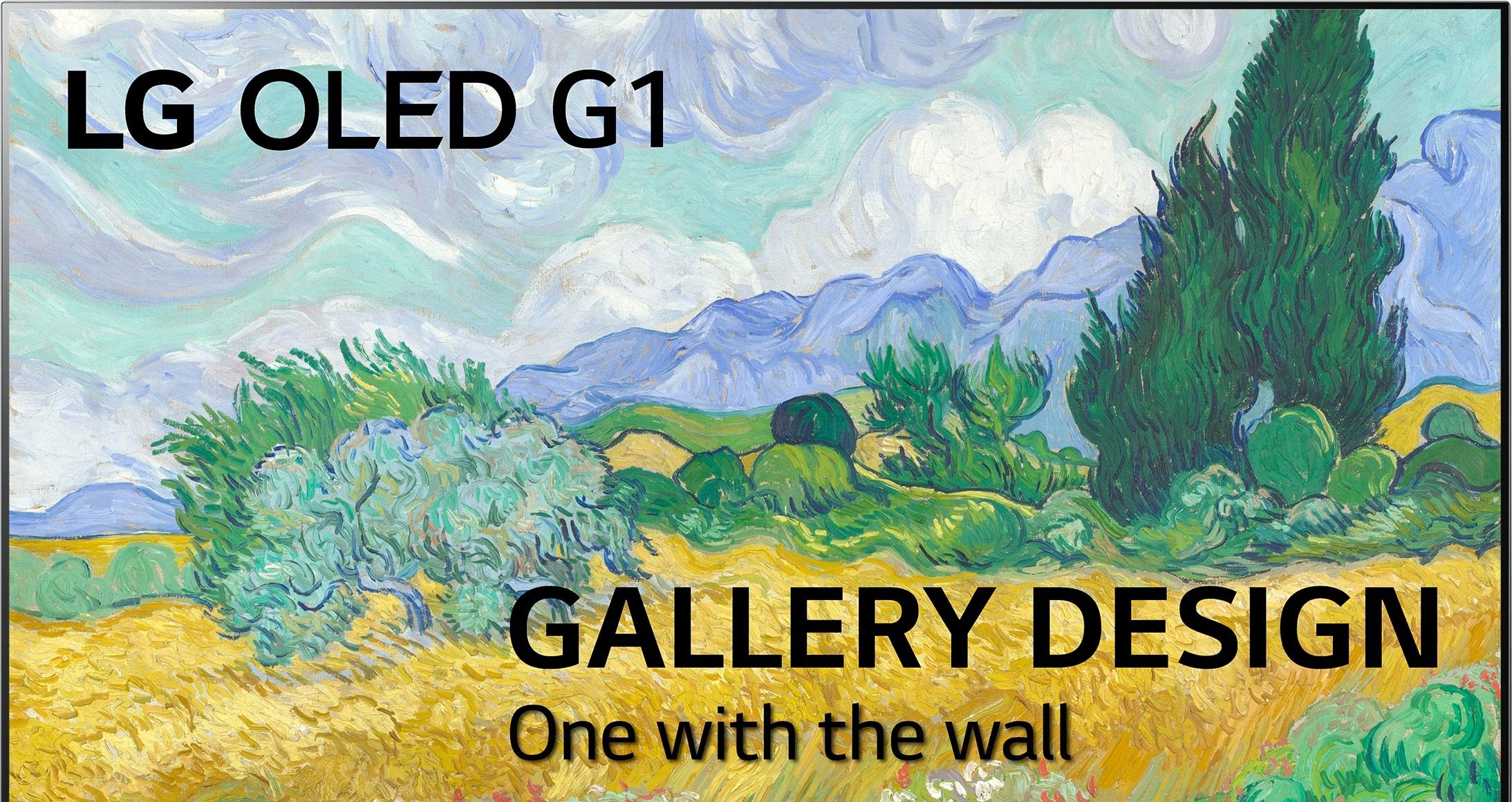 OLED телевизор LG OLED77G1RLA