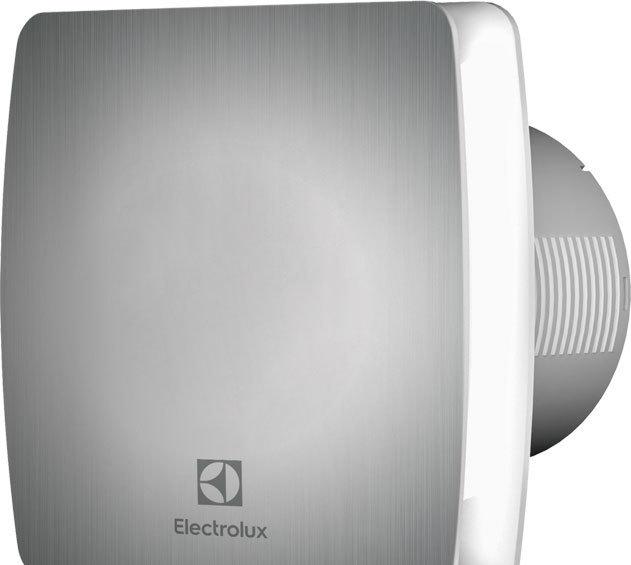 Осевой вентилятор Electrolux Argentum EAFA-100TH (таймер и гигростат)