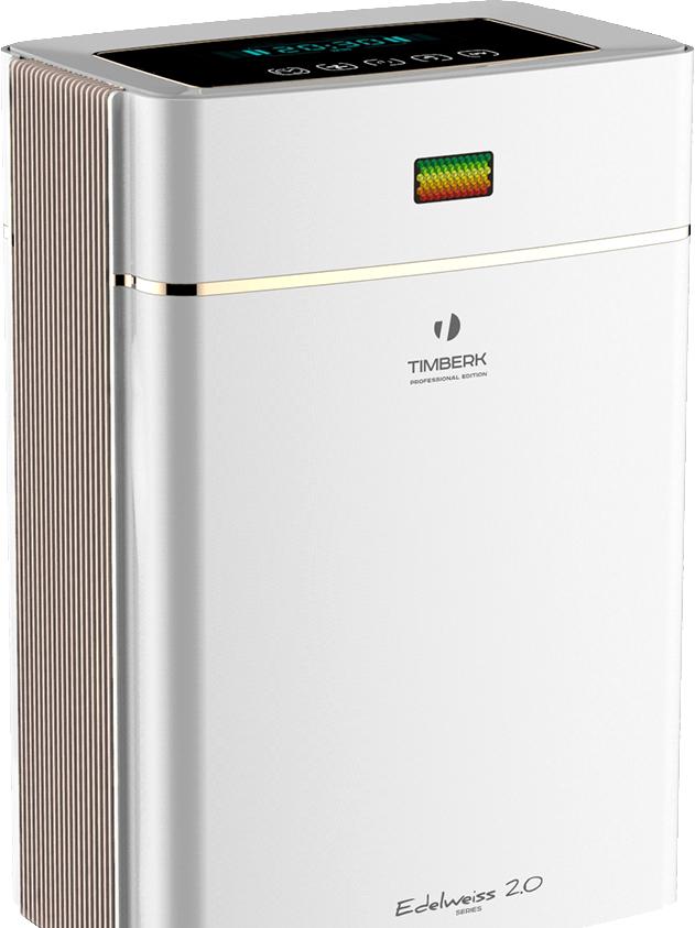 Очиститель воздуха Timberk FL700 MF (W)