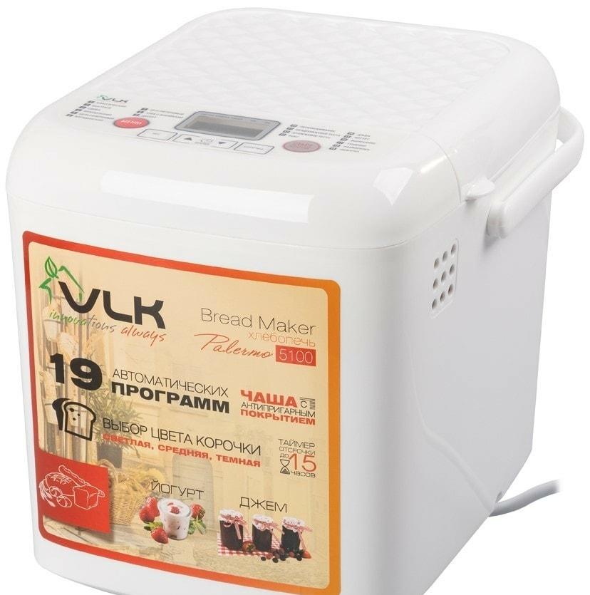 Хлебопечка VLK Palermo-5100