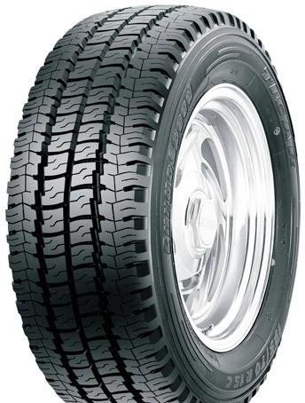 Автомобильные шины Tigar Cargo Speed 165/70R14C 89/87R