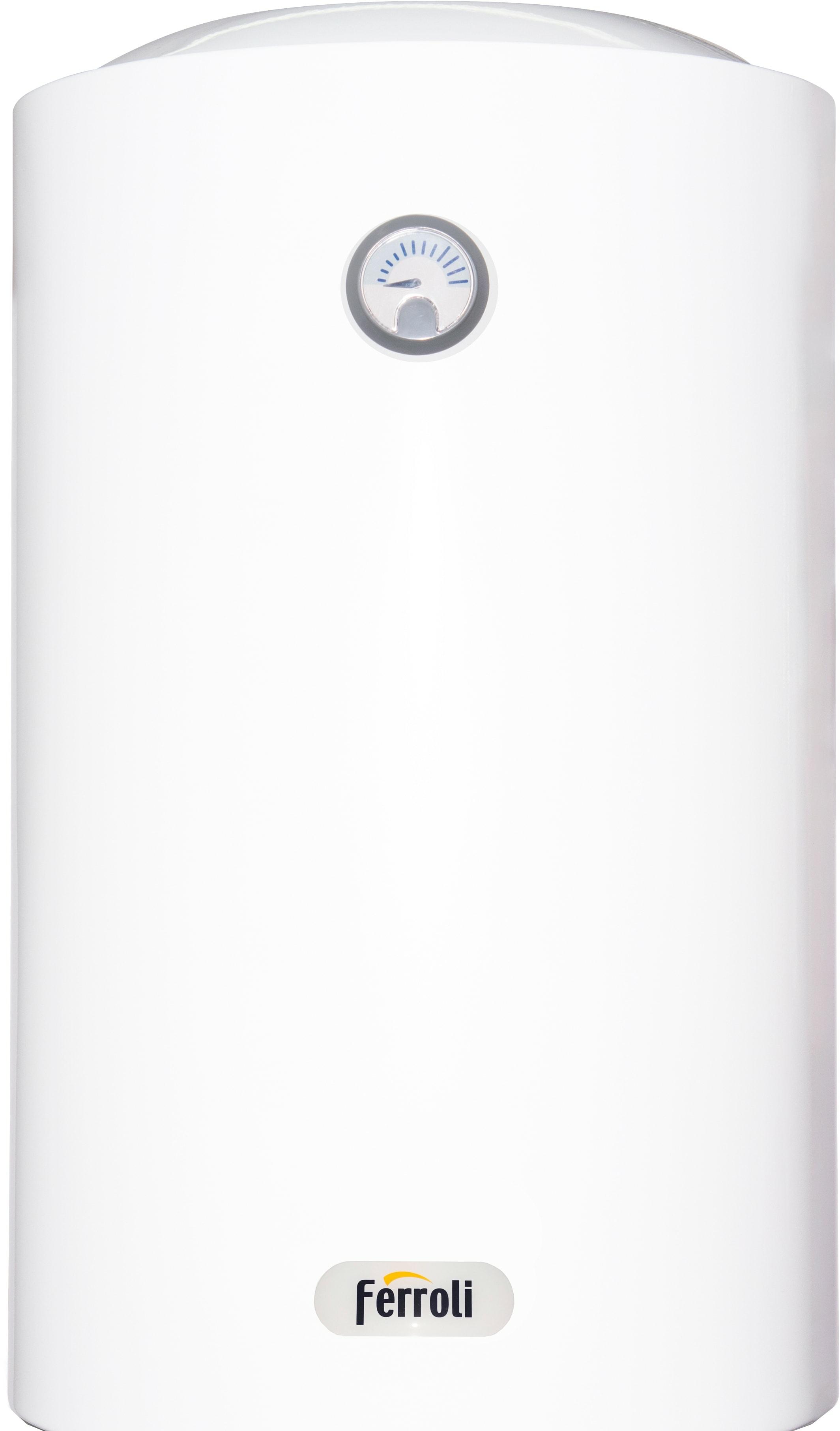 Накопительный электрический водонагреватель Ferroli E-glasstech VBO 50