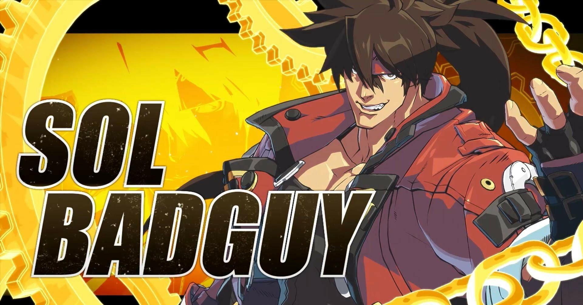 Guilty Gear -Strive- для PlayStation 4