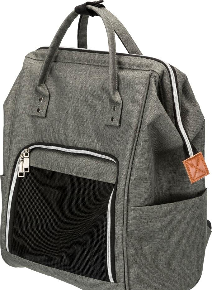 Рюкзак-переноска Trixie Ava 28840 (серый)