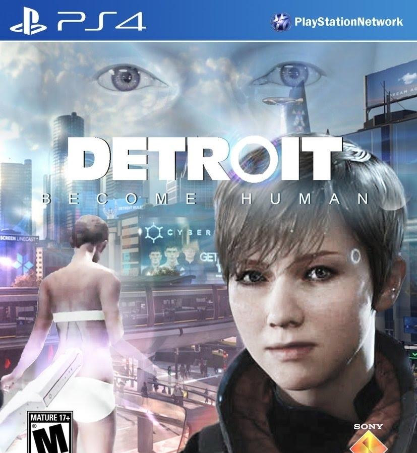 Detroit: Become Human для PlayStation 4