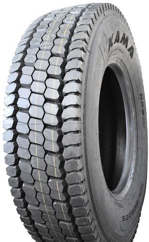 Автомобильные шины KAMA NR 201 245/70R19.5