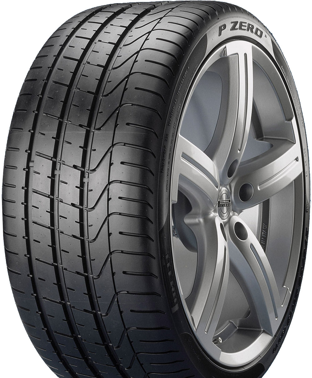 Автомобильные шины Pirelli P Zero 275/35R20 102Y