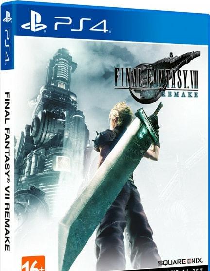 Final Fantasy VII Remake для PlayStation 4