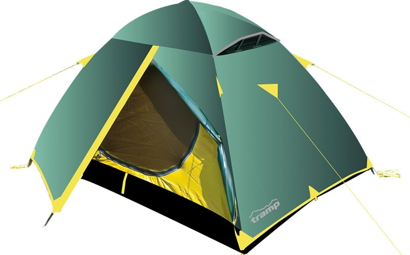 Треккинговая палатка TRAMP Scout 3 v2