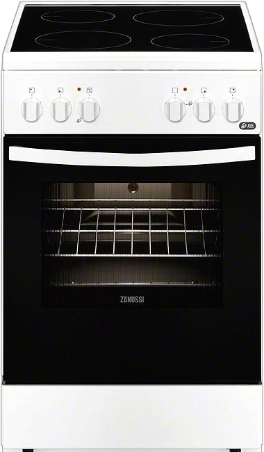 Кухонная плита Zanussi ZCV9540H1W