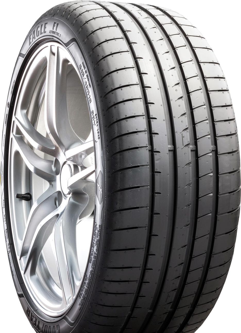 Автомобильные шины Goodyear Eagle F1 Asymmetric 3 SUV 265/45R20 104Y
