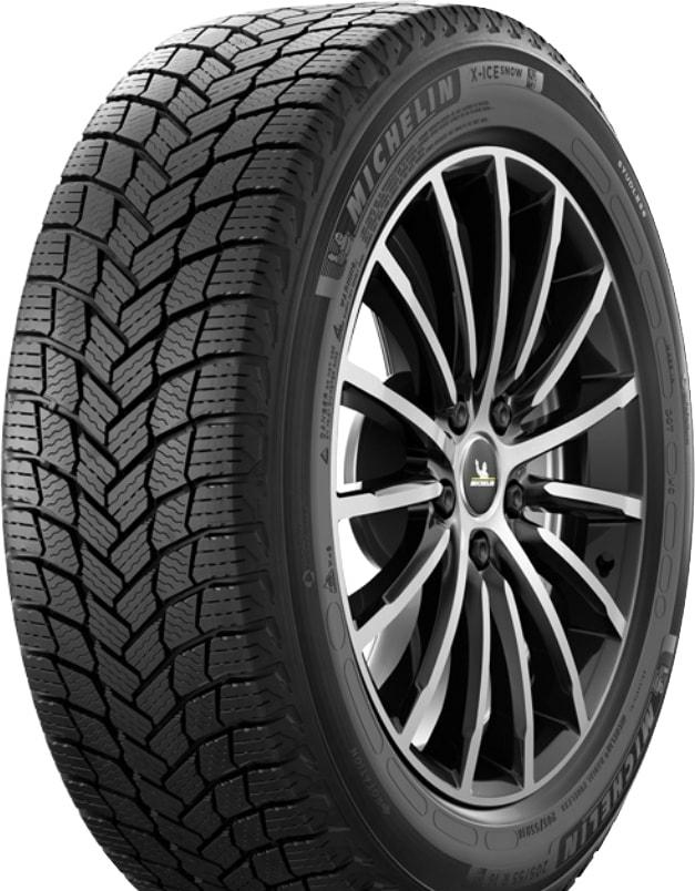 Автомобильные шины Michelin X-Ice Snow 225/55R17 101H
