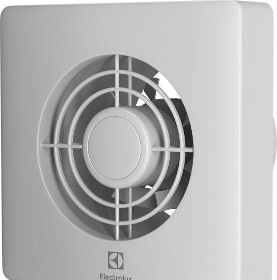 Осевой вентилятор Electrolux Slim EAFS-100TH (таймер и гигростат)