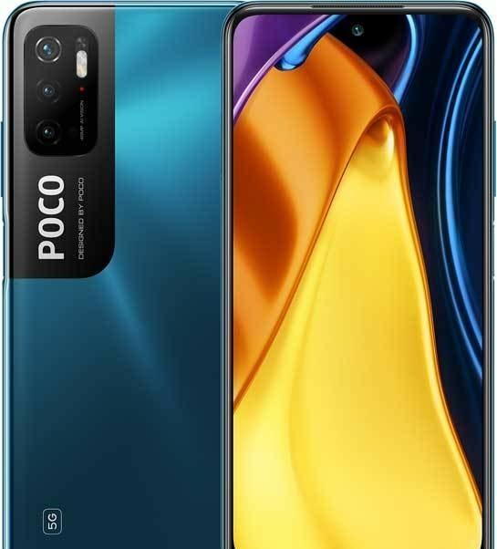 Смартфон POCO M3 Pro 4GB/64GB международная версия (синий)