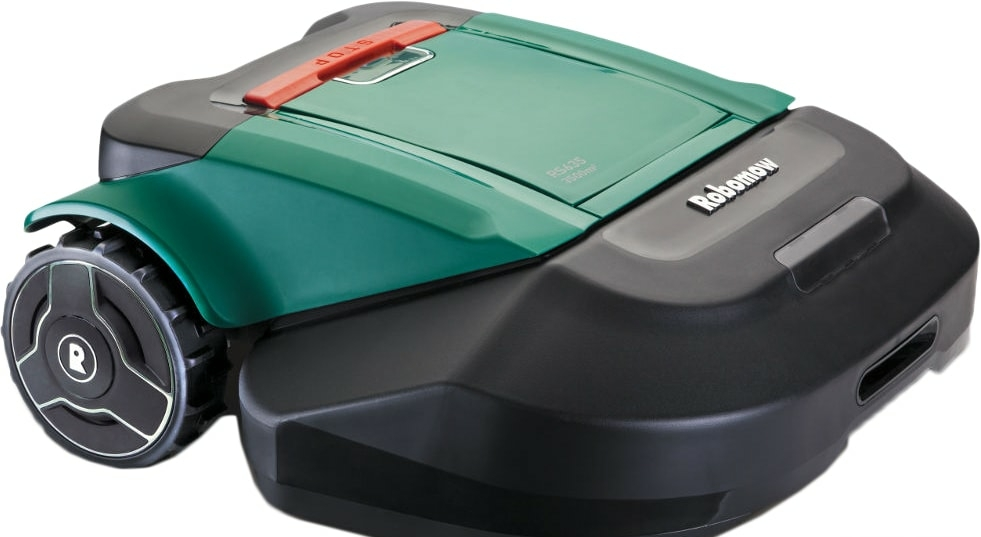 Газонокосилка-робот Robomow RS635 Pro SV