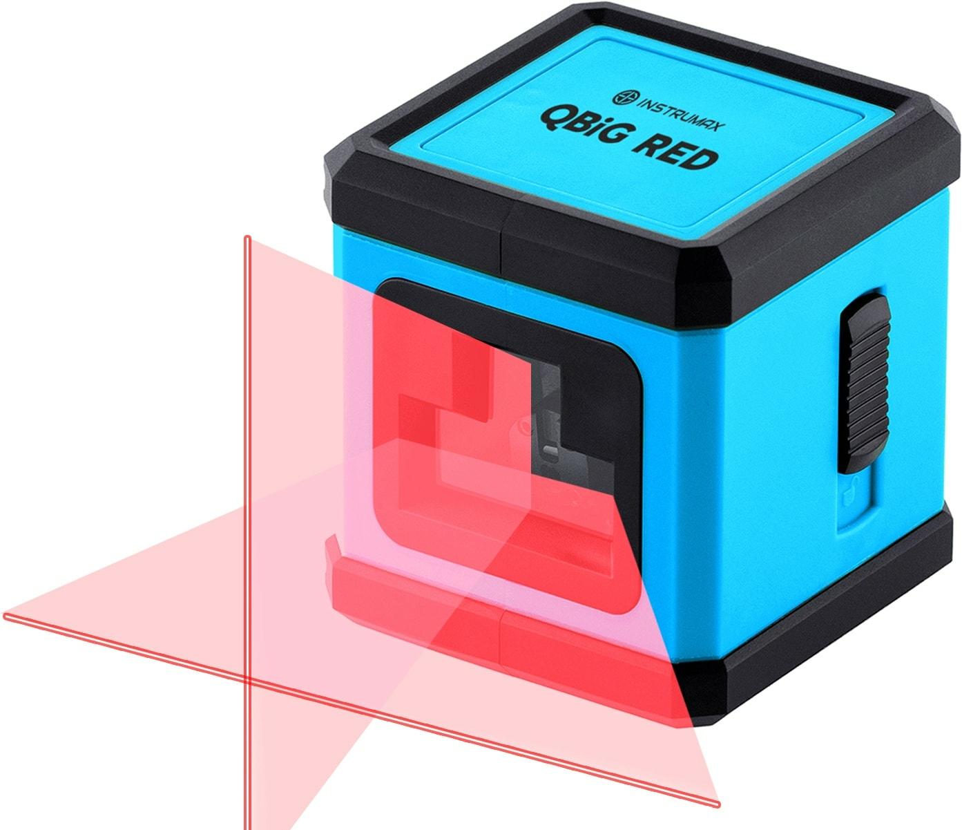 Лазерный нивелир Instrumax QBiG Red