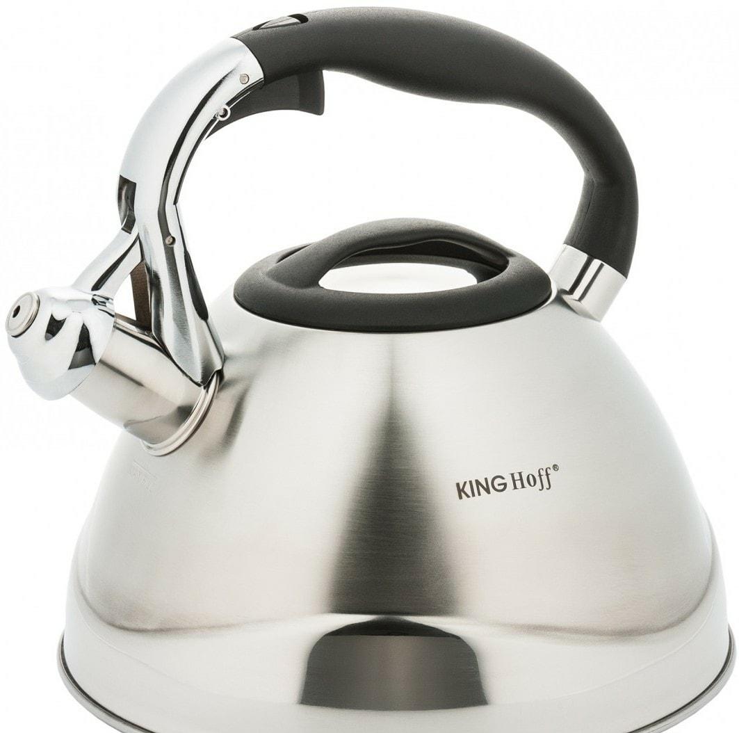 Чайник со свистком KINGHoff KH-3785