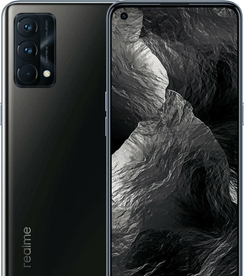 Смартфон Realme GT Master Edition 6GB/128GB (черный космос)