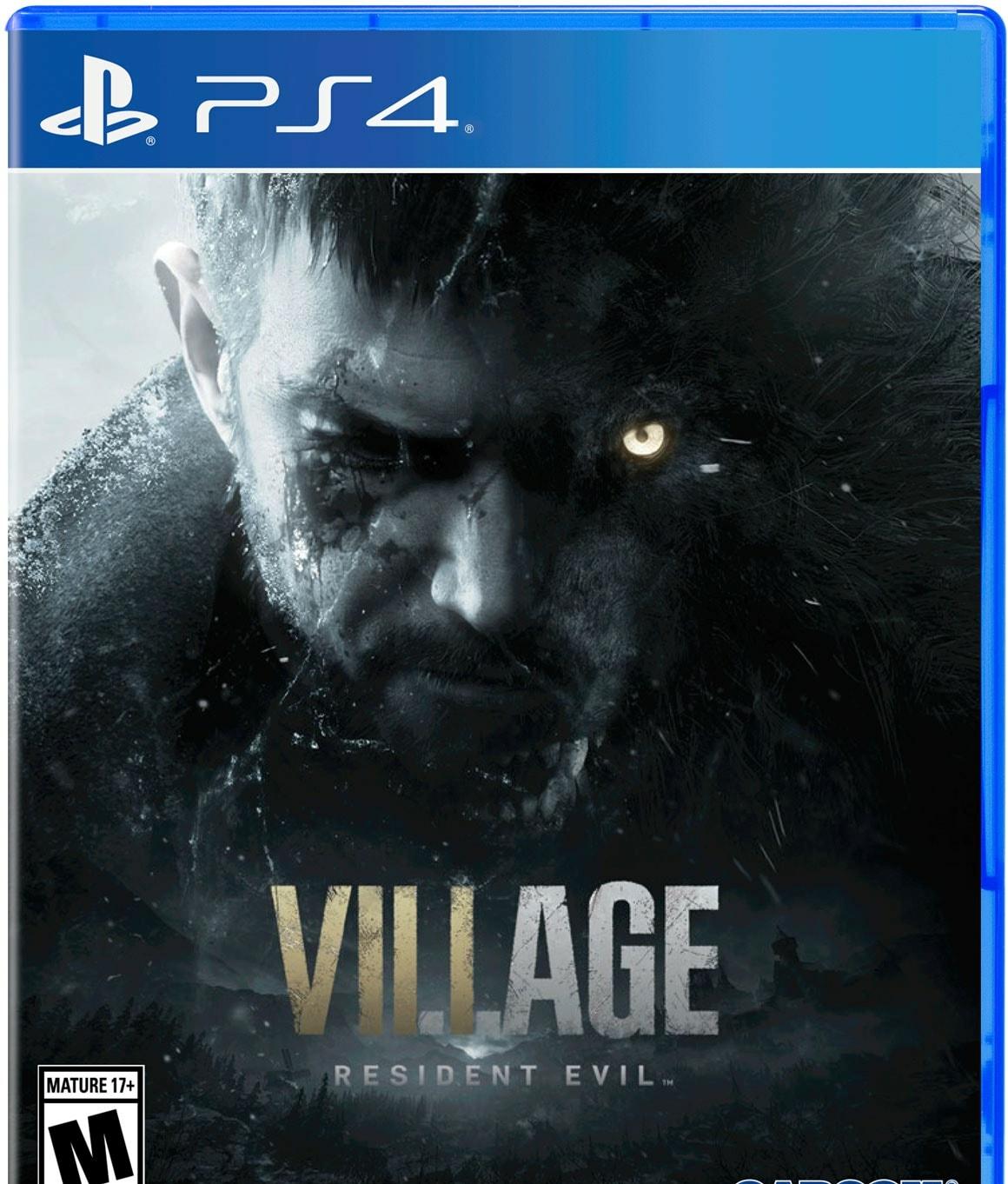 Resident Evil Village для PlayStation 4