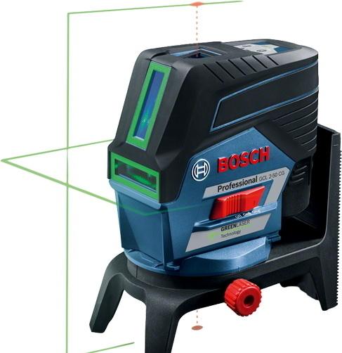 Лазерный нивелир Bosch GCL 2-50 CG Professional