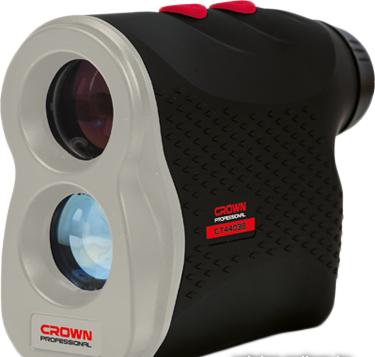 Лазерный дальномер Crown CT44038