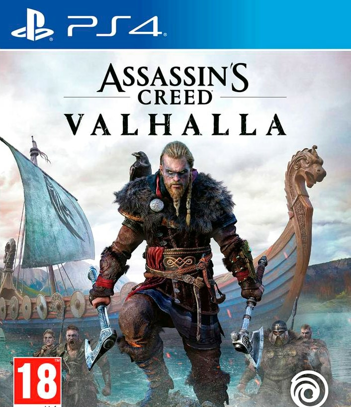 Assassin's Creed Вальгалла для PlayStation 4