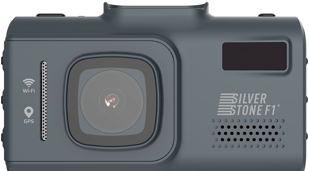 Видеорегистратор-радар детектор-GPS информатор (3в1) SilverStone F1 Hybrid Uno Sport Wi-Fi