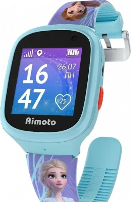 Умные часы Aimoto Disney Холодное Сердце SE (голубой)